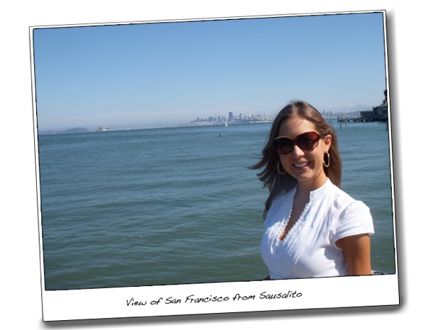 Camille in San Francisco