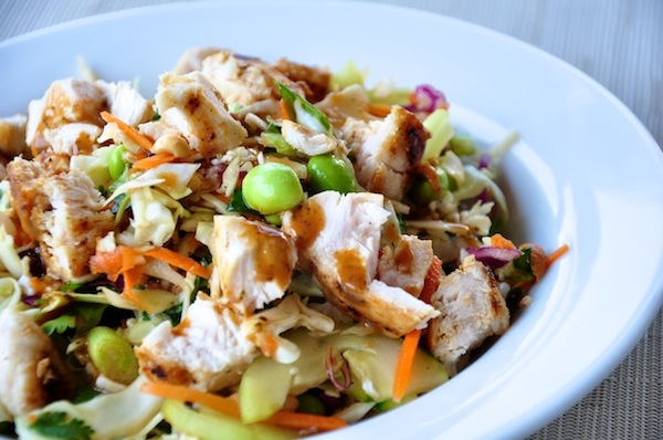 Tuesday Tastings :: Crunchy Asian Salad | Camille Styles