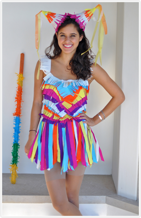 Pinata Halloween Costume Ideas Piñata Halloween Costume