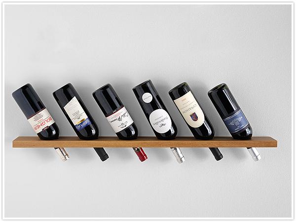 Wine Bottle Rack Diy Wood