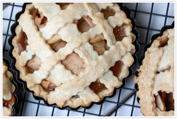 mini maple apple pie recipe easy ingredients instructions