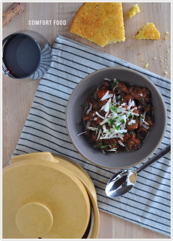 Tuesday Tastings :Quick Healthy ChiliCamille Styles