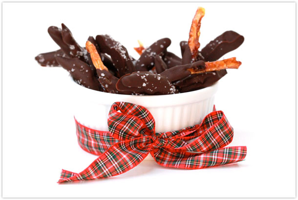 Holiday christmas party entertaining snack recipe orange chocolate