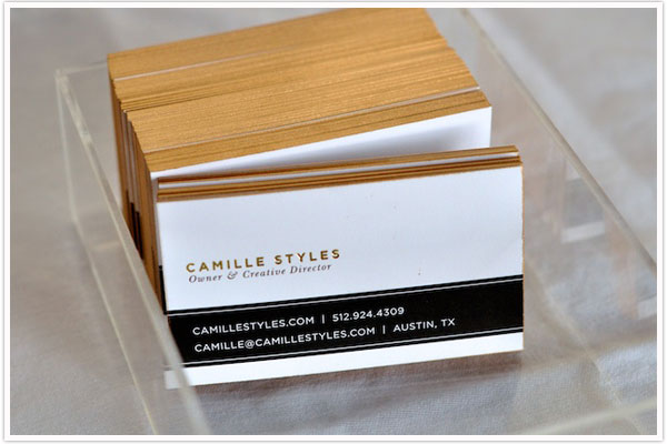 Taking care of business Camille Styles