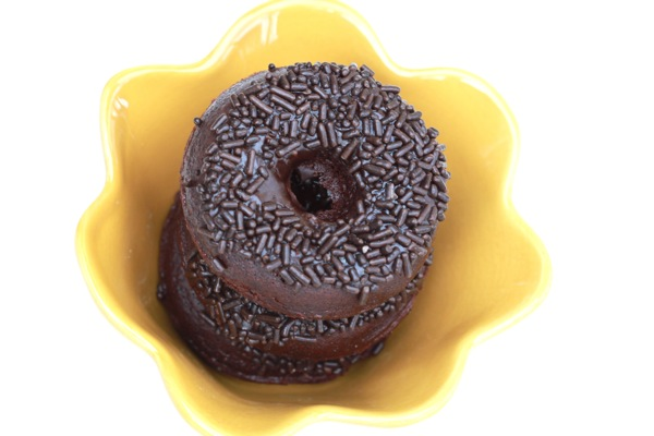 whole wheat chocolate donut recipe