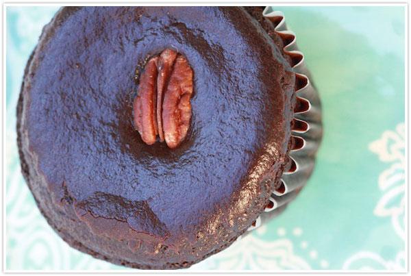 gluten free chocolate cupcakes recipe delicious pecan cupcake gluten-free