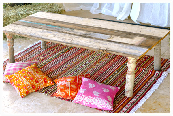 transformed build low exotic japanese table wood diy moroccan boards planks