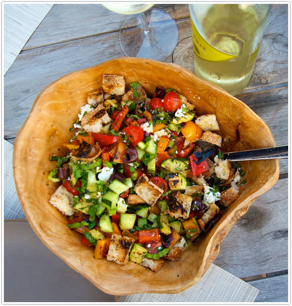 Tuesday Tastings :Grilled PanzanellaCamille Styles