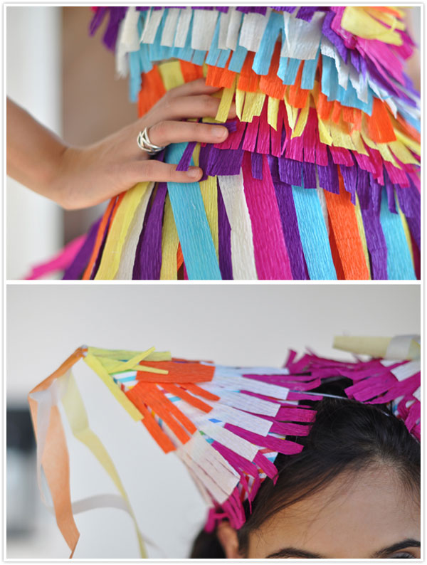 piñata costume diy fiesta halloween cinco de mayo make your own