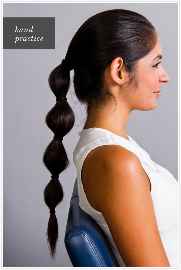 bandedPony TitleShot1 7 Great Hairstyles for Busy Moms