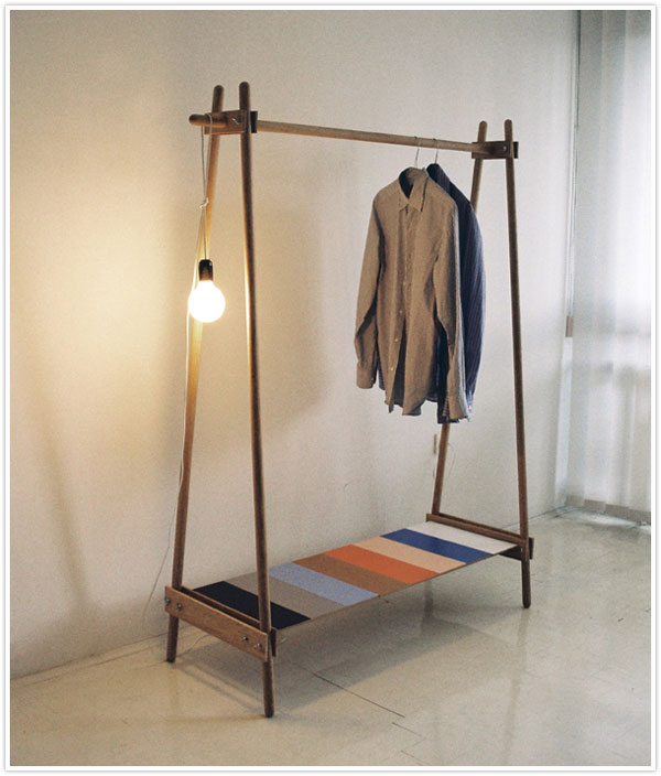 Clothing Rolling Rack Storage Diy