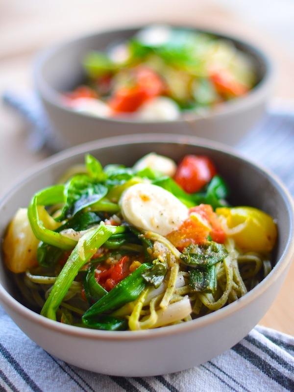 tomato broccoli amp mozzarella pasta casserole recept yummly fresh ...