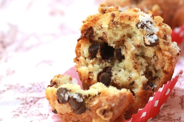 Hazelnut Chocolate Chip Muffins 2