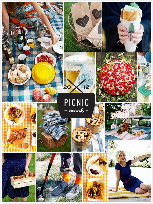 Picnic Week Inspiration Board from camillestyles.com