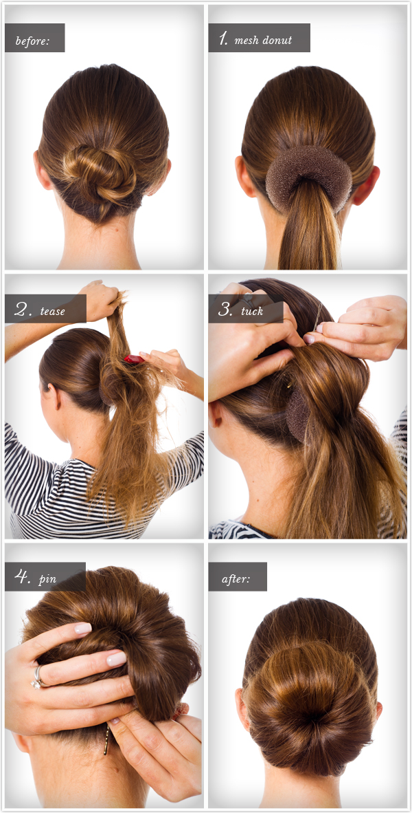 Step by step quick and easy hairstyles for long hair 1
