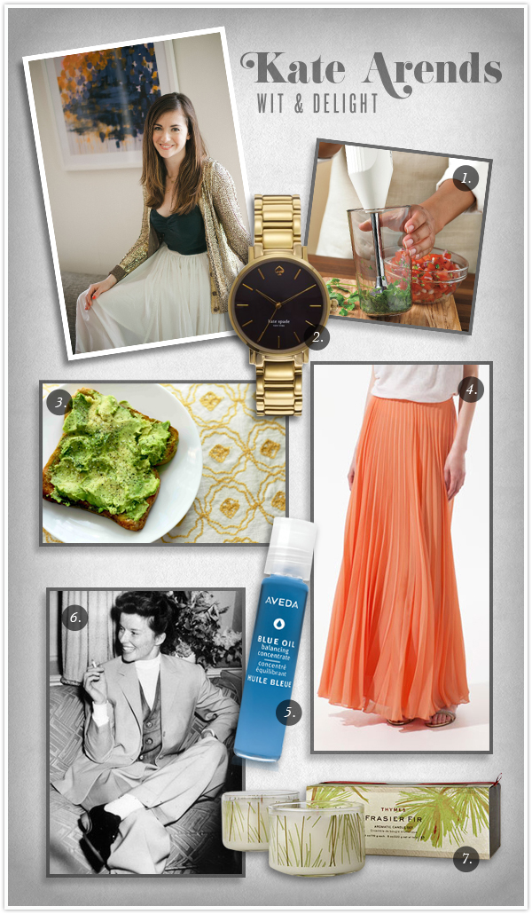 Kate Arends Essentials from www.camillestyles.com