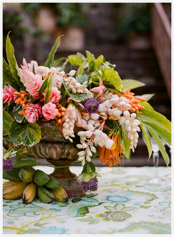 Tropical Wedding from Snippet and Ink | Camille Styles
