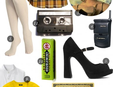 Clueless Themed Party   Grown Up Shoes for Camille Styles