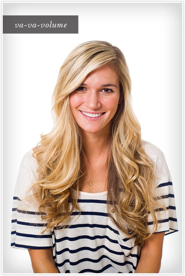 Hair Curling Tutorial | Camille Styles