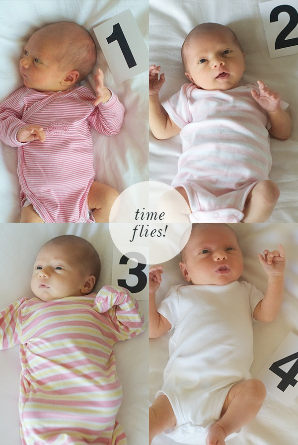 Happy 1 Month Old Baby Girl Quotes: Happy {1 Month} Phoebe!