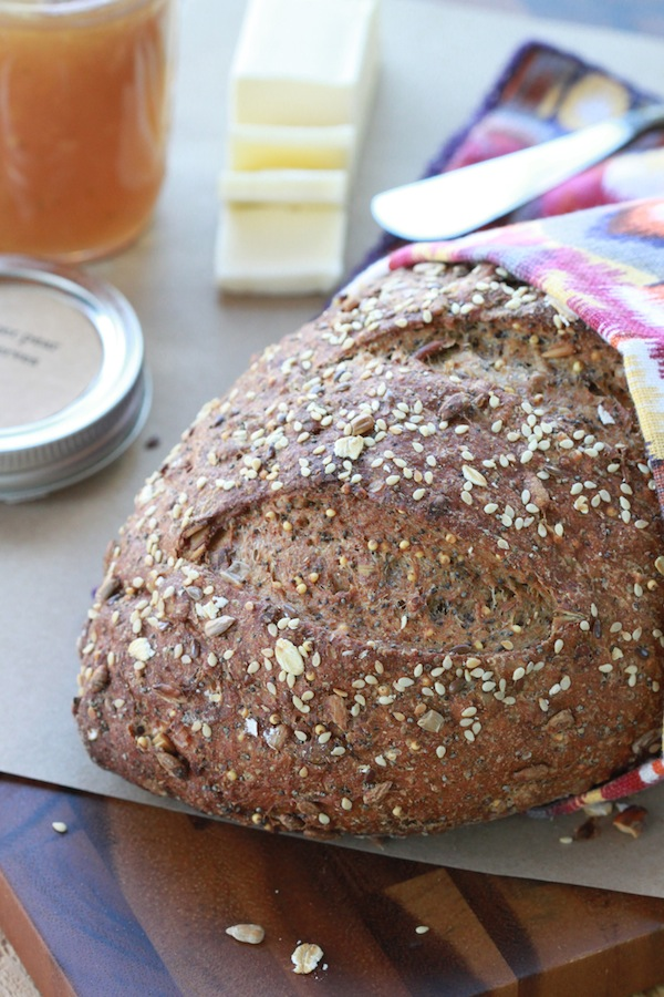 Birdseed Bread Recipe | Forgiving Martha for Camille Styles