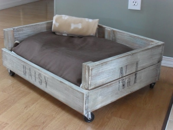 Brainstorming Dog Bed DIY Ideas   Claire Zinnecker For Camille Styles