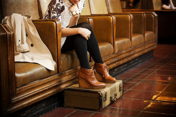 Union Station Styled Outfit | Jen Pinkston for Camille Styles