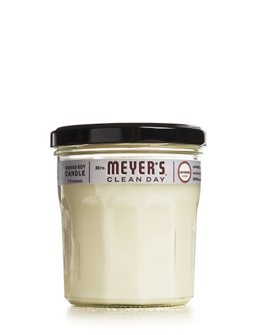meyers lavender candle