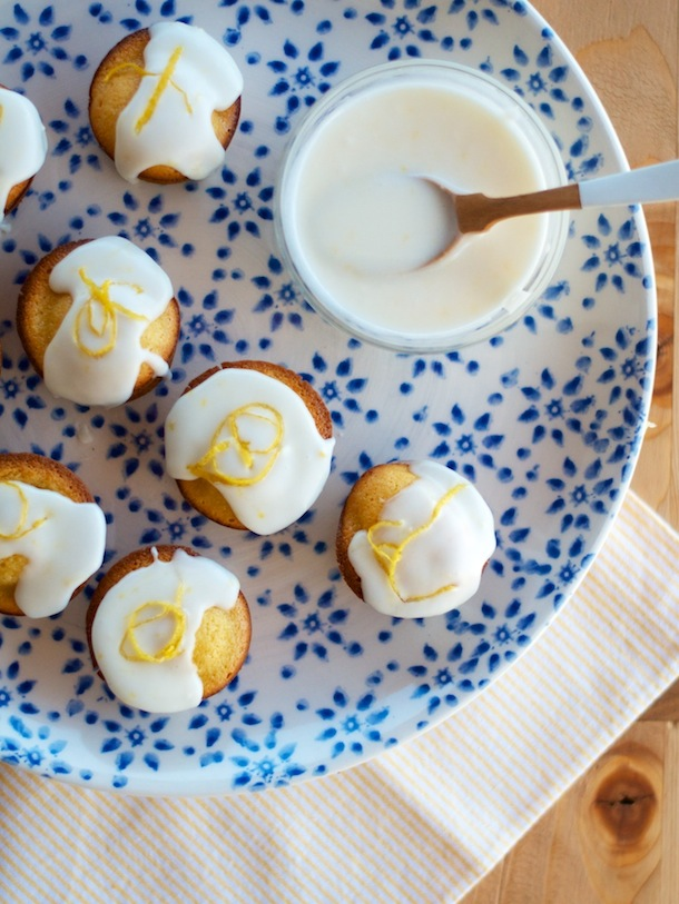 Almond Lemon Baby Cakes | Camille Styles (1)