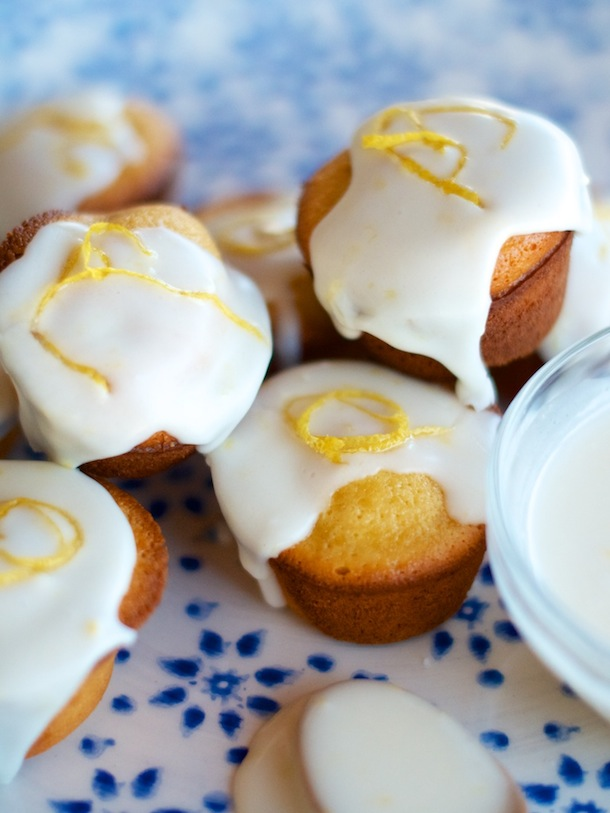 Almond Lemon Baby Cakes | Camille Styles (3)