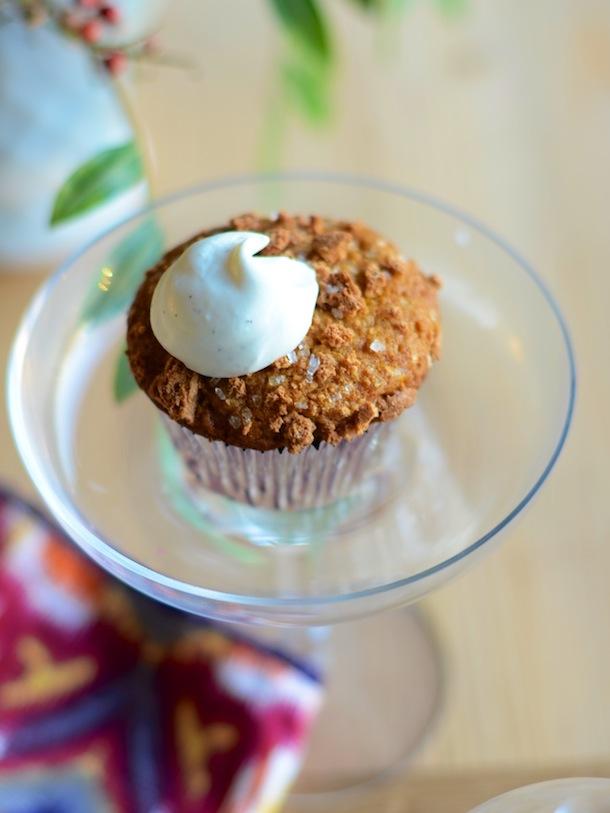 Pumpkin Tiramisu Cupcake | Camille Styles