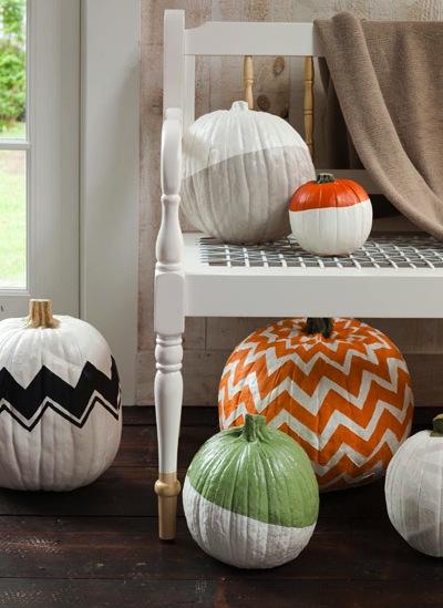 10 Best Pretty Pumpkins | Camille Styles