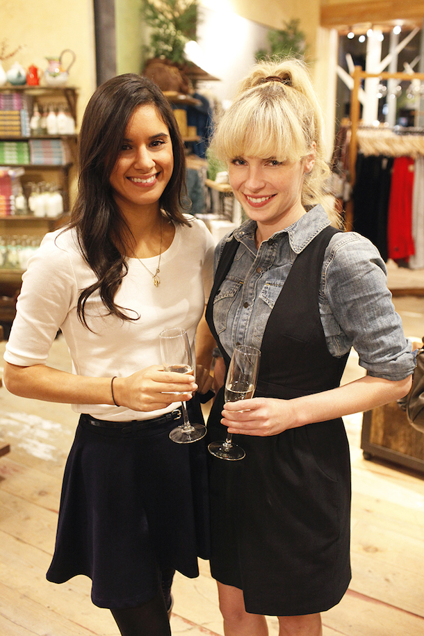 Anthropologie Craft Event | Camille Styles
