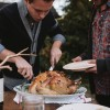 Rustic Thanksgiving Dinner - Camille Styles9