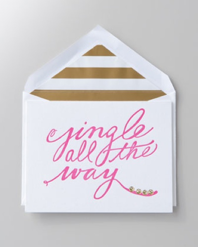 10 Best :: Holiday Greeting Cards | Camille Styles