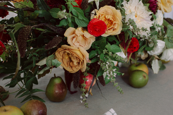The Thanksgiving Table | Nouveau Romantics for Camille Styles