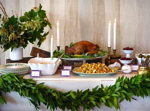 HGTV Thanksgiving | Camille Styles
