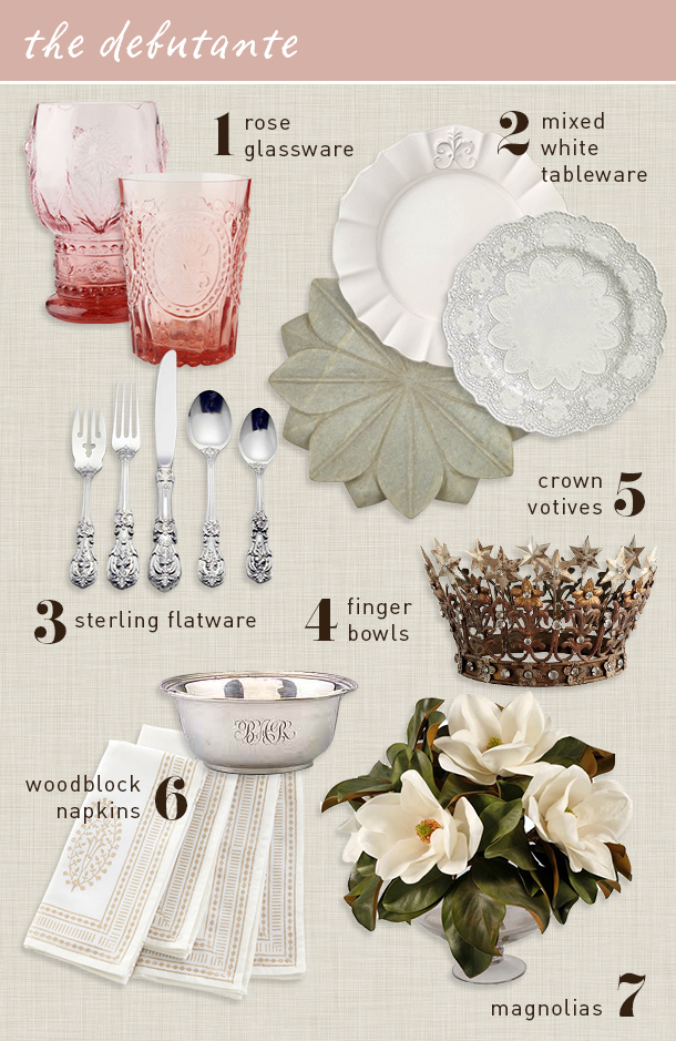 Southern Table Setting | Camille Styles