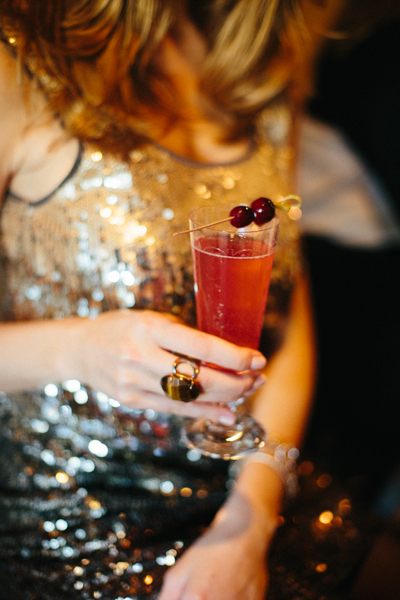 Holiday Cocktail Class at Drink.Well Austin | Paige Newton for Camille Styles