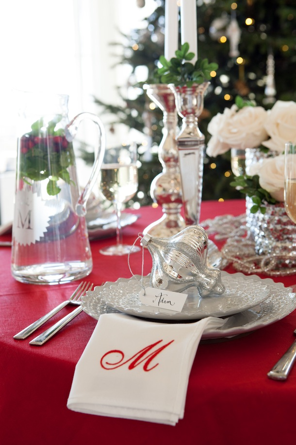 Mark & Graham Holiday Table Design | Camille Styles