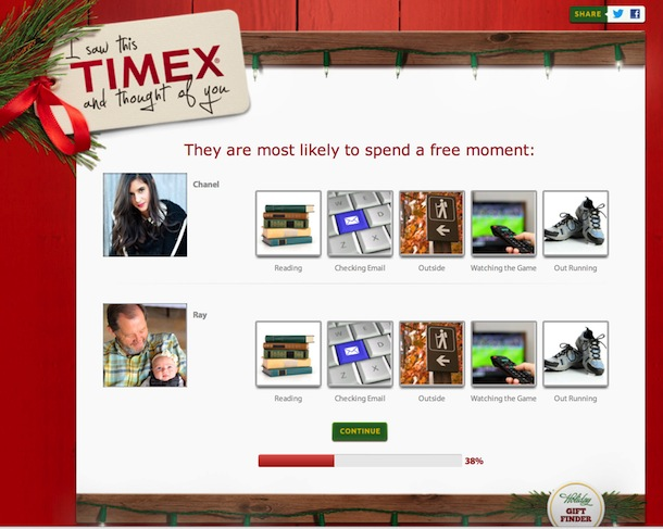 Timex Gift Finder | Camille Styles