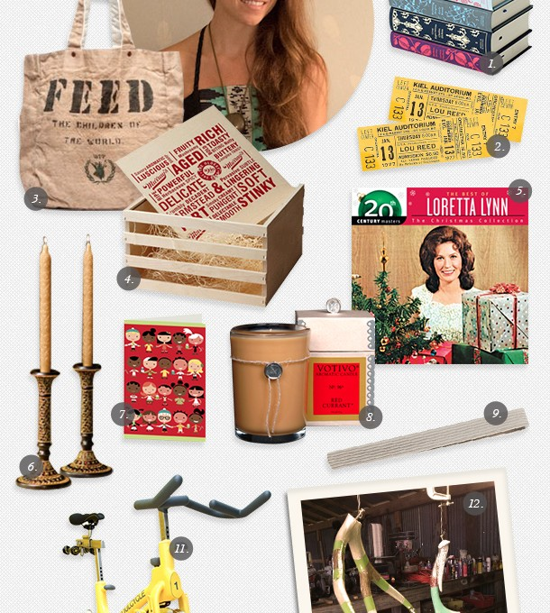 Jenna Bush Hager and Mia Baxter Gift Guide | Camille Styles