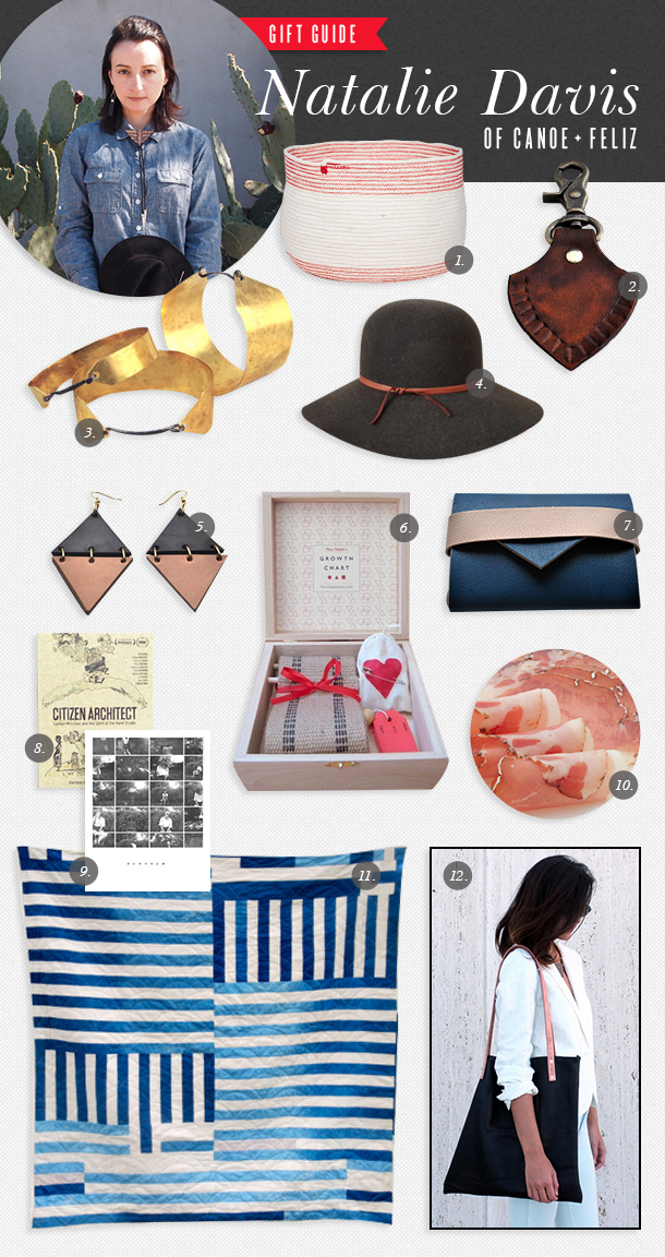 Natalie Davis Gift Guide | Camille Styles