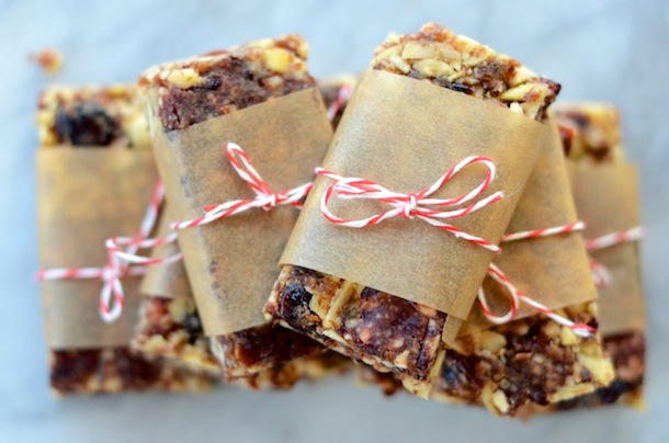 Cherry Power Bar Recipe | Forgiving Martha for Camille Styles