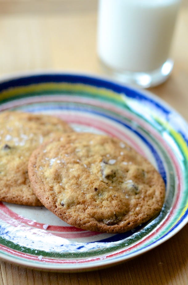best chocolate chip cookies ever | Camille Styles