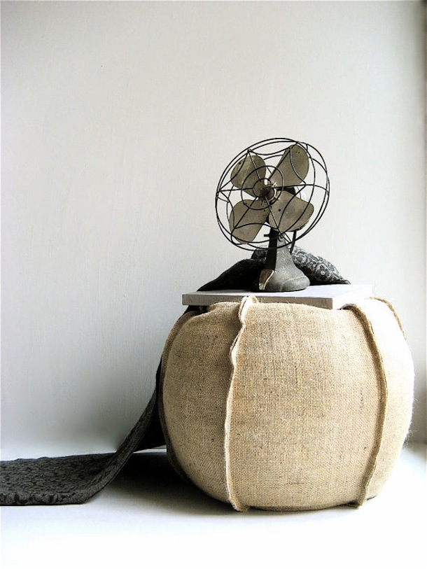 Brainstorming a DIY Pouf | Claire Zinnecker for Camille Styles