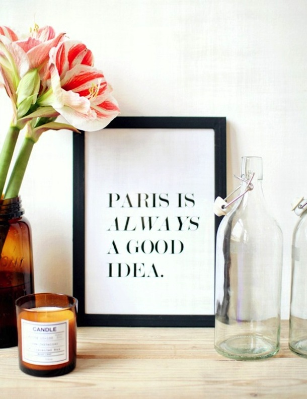 Paris is always a good idea | Camille Styles