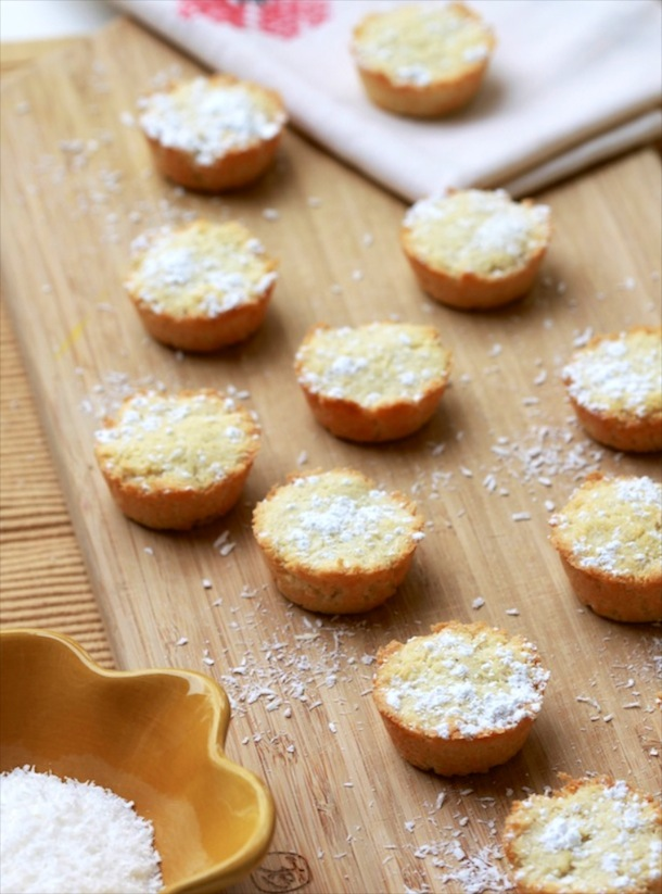 Coconut Tea Cakes | Camille Styles