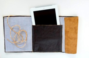 DIY iPad Case - Camille Styles 4