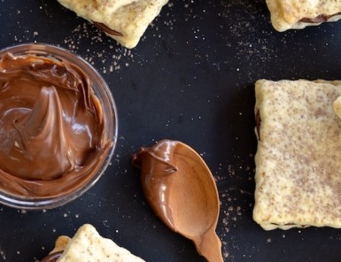 Nutella Shortbread Sandwiches | Forgiving Martha for Camille Styles